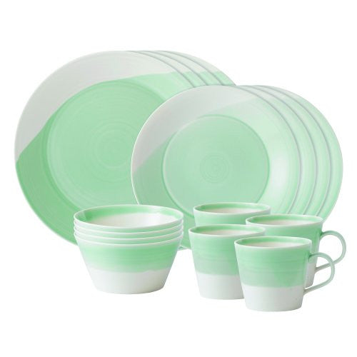 1815 GREEN 16-PIECE SET