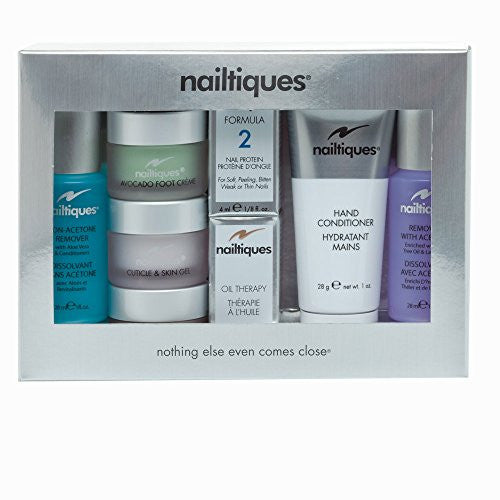 Nailtiques Sampler Kit 8 piece