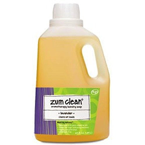 PATCHOULI ZUM CLEAN LAUNDRY SOAP 64 oz
