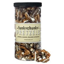 Chocolate Pretzel - Tall Canister 20oz