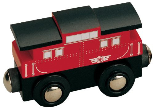 Red Caboose # 9