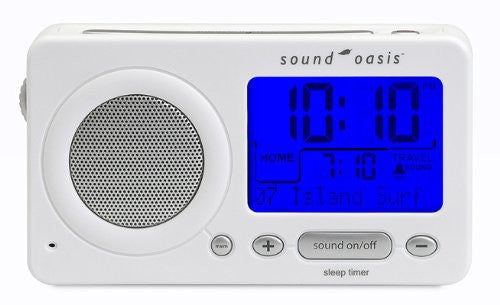 S-850W Sound Oasis Travel Sleep Sound Therapy System