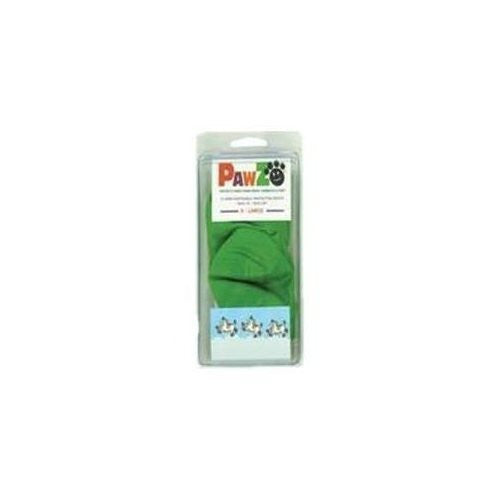 PawZ Dog Boots - Green, X-Large
