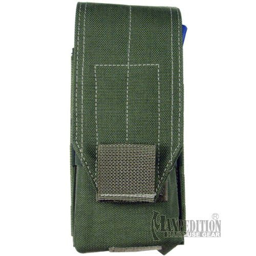 Stacked M4/M16 30RND (2) Pouch (OD Green)