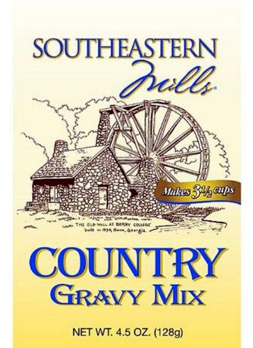 Country Gravy Mix 4.5 OZ (Pack of 4)