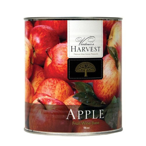 Vintner's Harvest Wine Base, Apple - Can