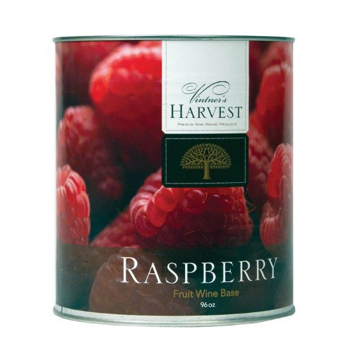 Vintner's Harvest Wine Base, Raspberry - Can