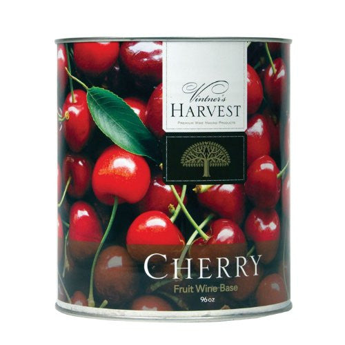 Vintner's Harvest Wine Base, Cherry - Can