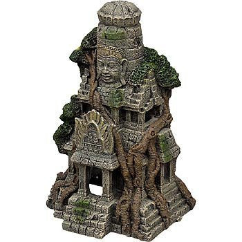 Cambodian Temple Ruins 7.5 x 6.25 x 11