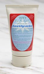 Tate's the Natural Miracle Conditioner Toothpaste