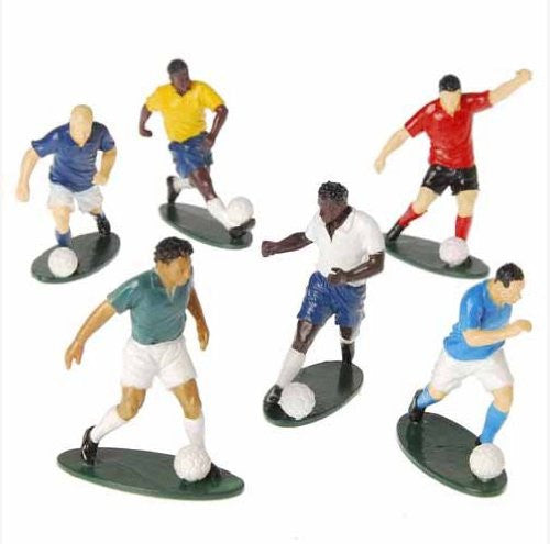 SOCCER PLAYER FIGURES