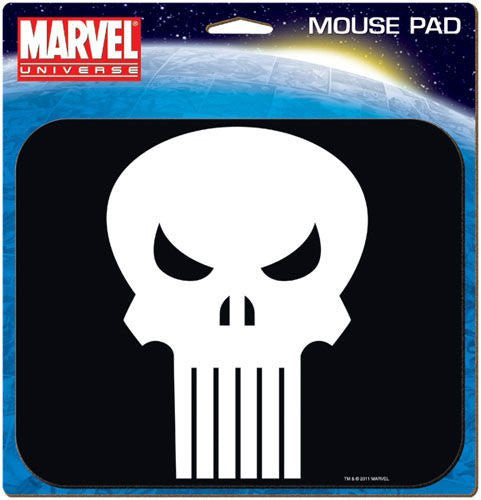 PUNISHER LOGO - MOUSE PAD