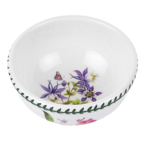 Individual Fruit/Salad Bowl (Dragonfly) 5.5""