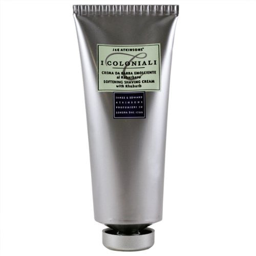 Softening Shaving Cream - Rhubarb - 100ml