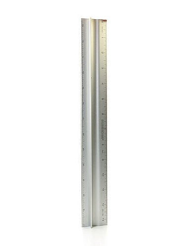 DUROEDGE 13.5IN SAFETY RULER