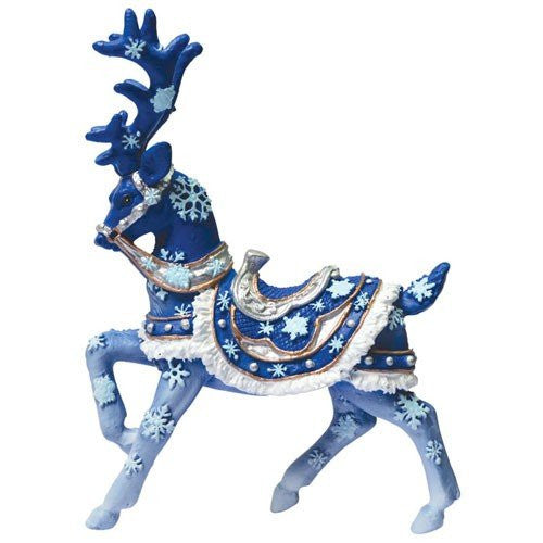 Dashing Through The Snow Ornament In Tin