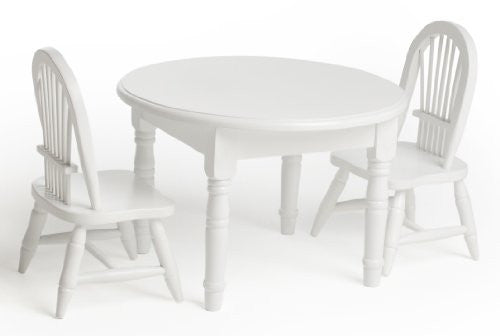 Doll Table & Chairs Set