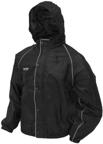Frogg Toggs Road Toad Jacket (Black / XXX-Large)