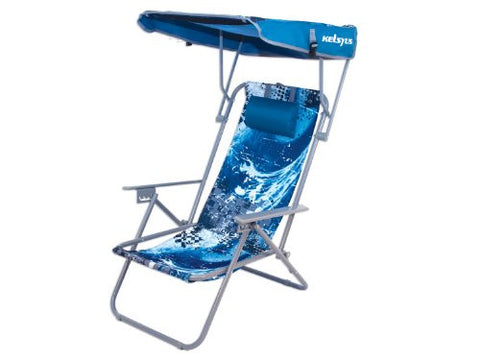 Original Canopy Chair - Blue Wave