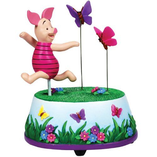 Piglet Chase Figurine Animated