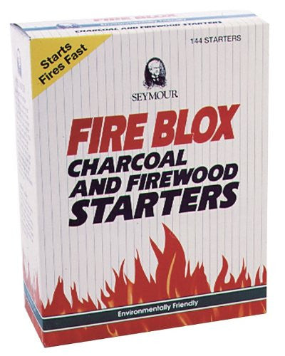 Fire Blox Fire Starter, 144 Pc. Bulk Pack
