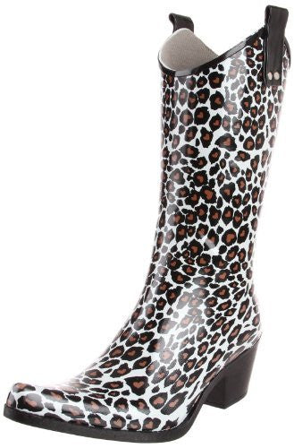 Yippy Brown/White Leopard - 7 B(M) US