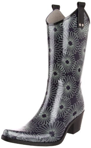 Yippy Purple Daisy Line - 9 B(M) US