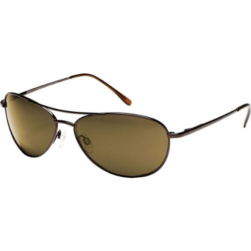 Patrol Brown with Brown Polarized Polycarbonate Lens