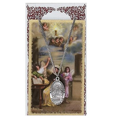 St. Thomas Aquinas Prayer Card Set