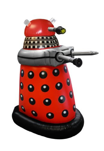"Inflatable (LG-Apprx 47""x34 ""x 62"") / Dalek (Red)"