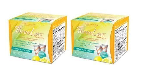 ThreeLac Probiotic 60 packets (2 Pack)