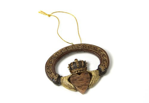 Claddagh Ornament and Card