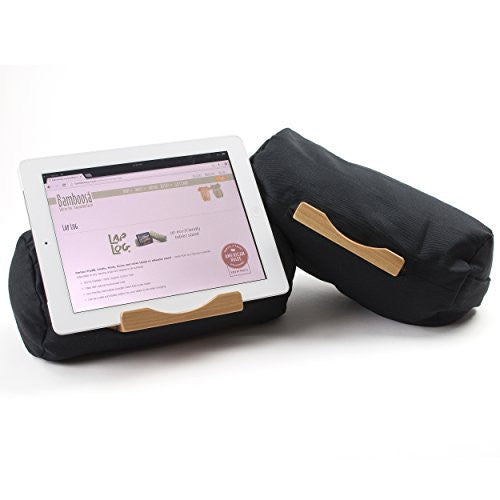 Lap Log Tablet Pillow