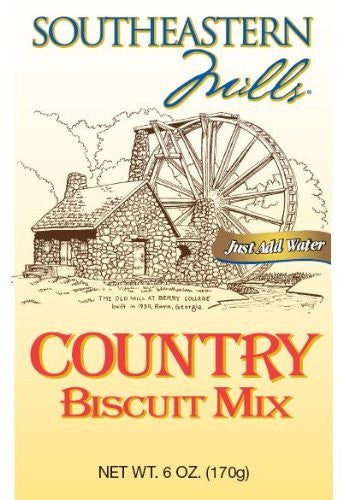 Country Biscuit Mix 6.0 OZ (Pack of 12)