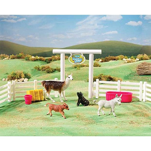 Breyer Stablemate Petting Zoo