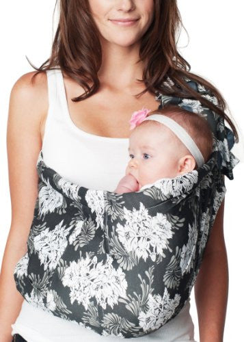 Hotslings Adjustable Pouch Baby Sling (Color: Reflections Size: Large)