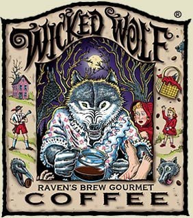Organic Wicked Wolf - Dark Roast - 12 oz