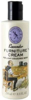 Lavender Dark Wood Furniture Cream 250ml