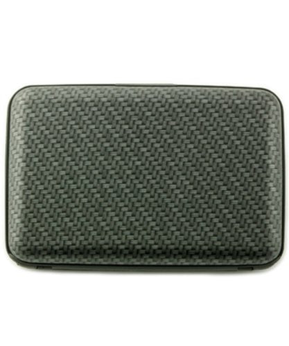 Stockholm Card Case - Carbon