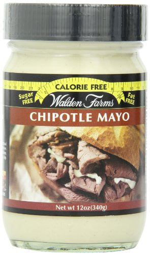 Walden Farms Mayo, Chipotle, 12-Ounce (Pack of 3)