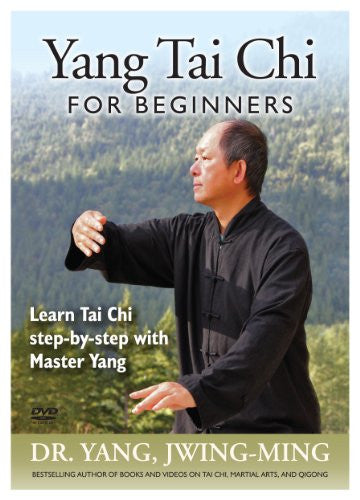 DVD: Yang Tai Chi for Beginners by Dr. Yang, Jwing-Ming