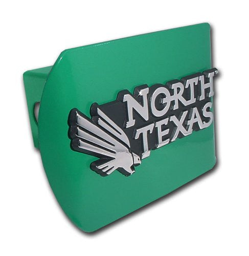 North Texas Green Hitch Cover