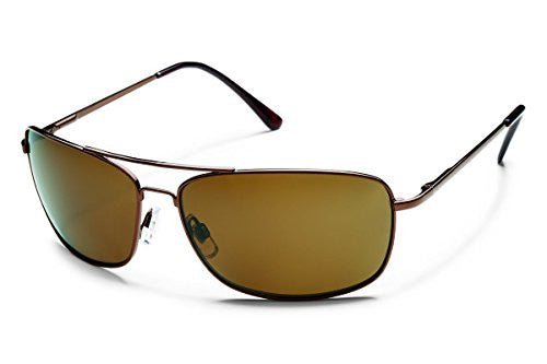 Navigator Brown with Brown Polarized Polycarbonate Lens