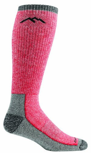 Men's Mountaineering Sock Extra Cushion - Red L