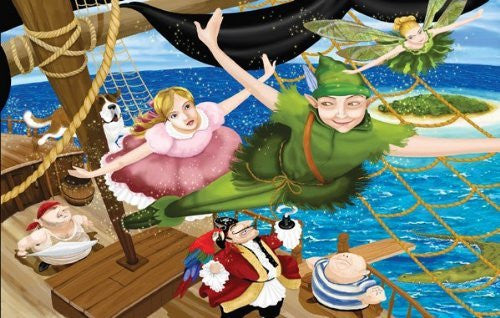 Peter Pan 100 pc. puzzle