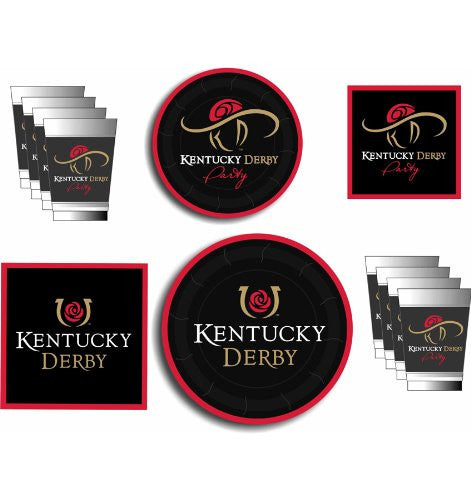 Kentucky Derby Icon Party Pack