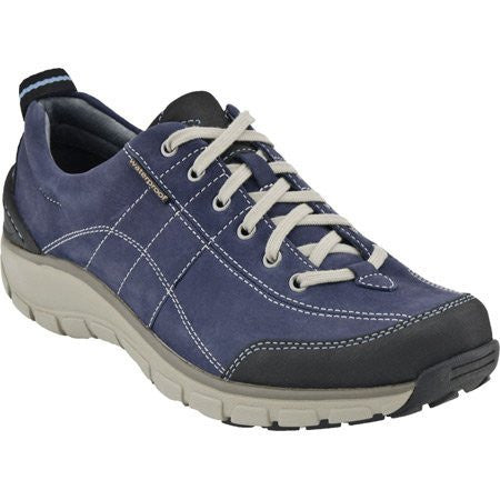 WAVE.TREK - Navy Leather - W 8..5