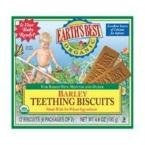 Earth's Best Organic Teething Biscuits Wheat 4.6 OZ