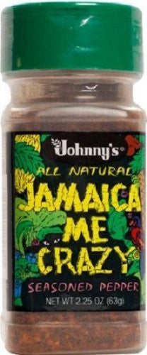 Johnny Fine Foods Pepper Jamaica Me Crazy 2.25 OZ