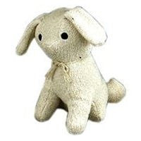 Organic Stuffed Toy Puppy